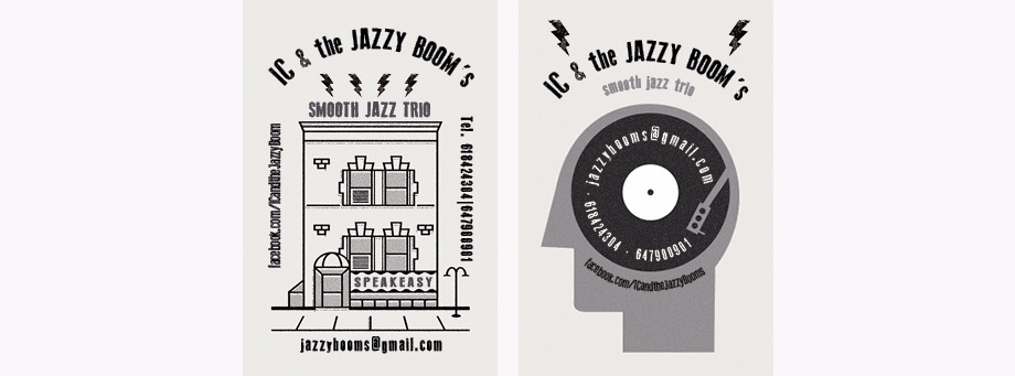 IC & THE JAZZY BOOM´S