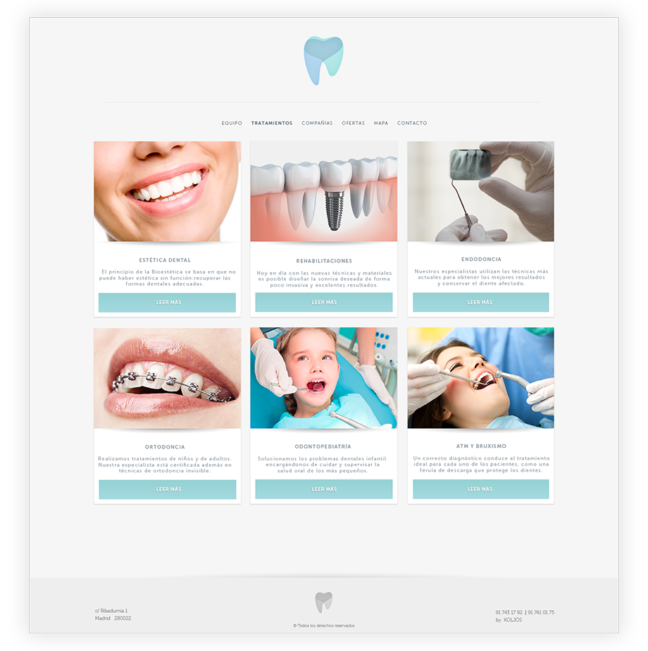 CLÍNICA DENTAL L-MC